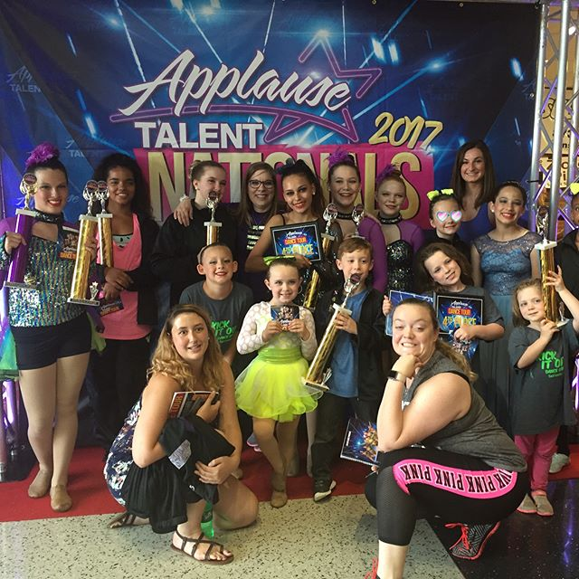 Applause Dance Nationals Competition 2017